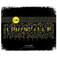 I Love Louisville Print I Love Louisville Print