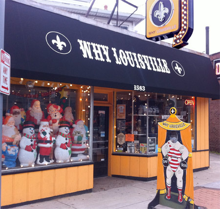 WHY Louisville Storefront